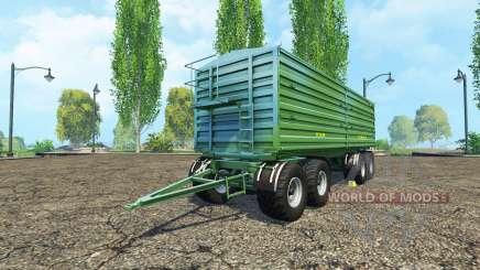 Fuhrmann FF 40000 for Farming Simulator 2015