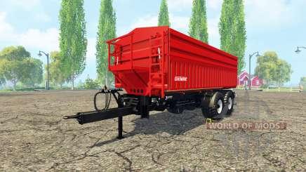 Grimme MultiTrailer 190 for Farming Simulator 2015