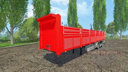 Tirsan for Farming Simulator 2015