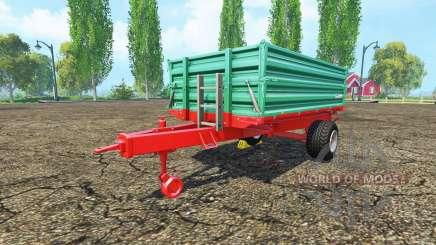 Farmtech TDK 800 for Farming Simulator 2015
