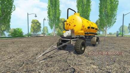 Fortschritt HW 80 v2.0 for Farming Simulator 2015