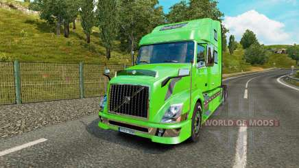 Volvo VNL 780 v4.0 for Euro Truck Simulator 2