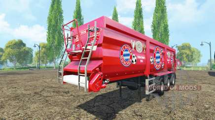 Krampe SB 30-60 FC Bayern Munich for Farming Simulator 2015