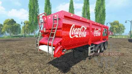 Krampe SB 30-60 Coca-Cola for Farming Simulator 2015