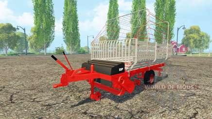Forage trailer for Farming Simulator 2015