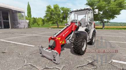 Weidemann 3080 CX 80T v1.2 for Farming Simulator 2017