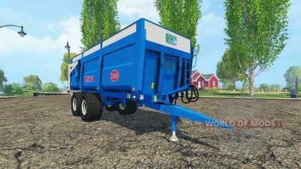 Maupu Evo 18000 for Farming Simulator 2015