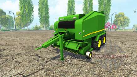 John Deere 678 v2.0 for Farming Simulator 2015