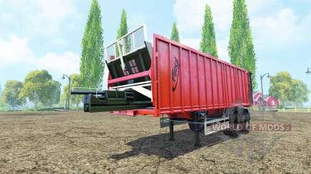 Fliegl ASS 298 v1.2 for Farming Simulator 2015
