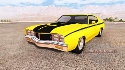 Buick Skylark GSX 1970 for BeamNG Drive