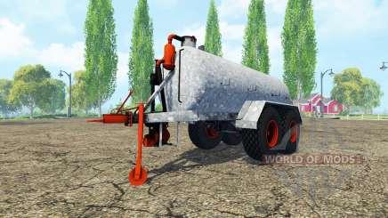 Kotte 14100l for Farming Simulator 2015
