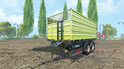 Fliegl TDK 160 v1.3.2 for Farming Simulator 2015