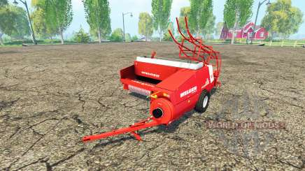Welger AP730 v1.1 for Farming Simulator 2015