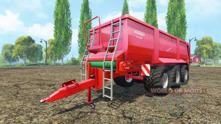 Krampe Bandit 800 v2.0 for Farming Simulator 2015