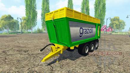 Grazioli Domex 200-6 multicolor for Farming Simulator 2015