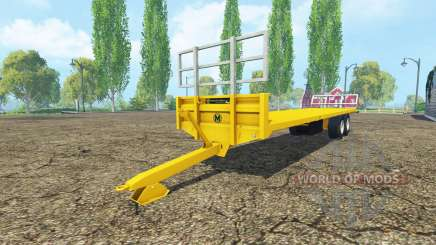 Marshall BC-36 for Farming Simulator 2015