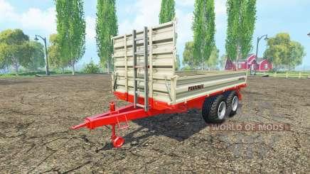 Puhringer bale trailer for Farming Simulator 2015