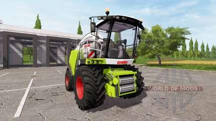 CLAAS Jaguar 930 for Farming Simulator 2017