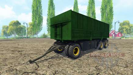 NefAZ 8560 v2.0 for Farming Simulator 2015