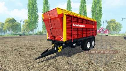 Schuitemaker Siwa 720 for Farming Simulator 2015