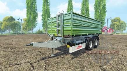 Fliegl TDK 160 for Farming Simulator 2015