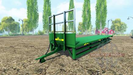 AWTrailer 42Ft autoloading for Farming Simulator 2015