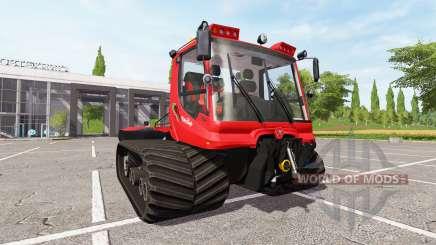 PistenBully 600 for Farming Simulator 2017