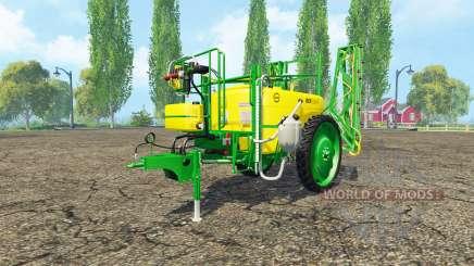Unia Pilmet Rex 2518 for Farming Simulator 2015