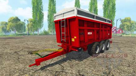 ZDT Mega 25 for Farming Simulator 2015