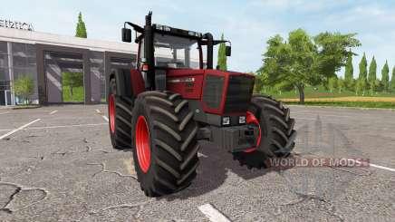 Fendt Favorit 824 for Farming Simulator 2017