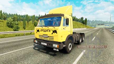 KamAZ 54115 for Euro Truck Simulator 2