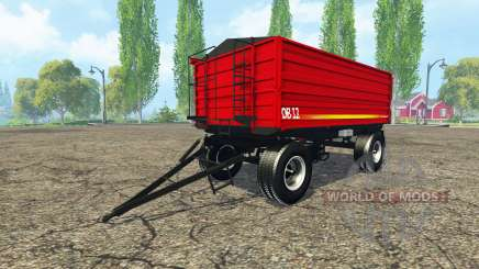 METALTECH DB 12 for Farming Simulator 2015