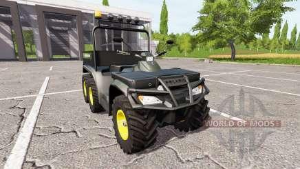 Polaris Sportsman Big Boss 6x6 for Farming Simulator 2017