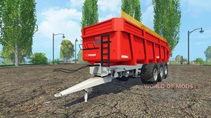 Brimont BB 24 TRD for Farming Simulator 2015