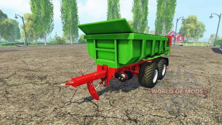 Hilken HI 2250 SMK v1.0.2 for Farming Simulator 2015