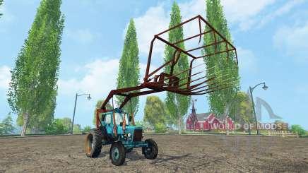 MTZ 80 v2.0 for Farming Simulator 2015