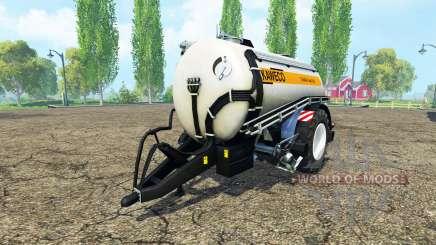 Kaweco Double Twin Shift v1.5 for Farming Simulator 2015