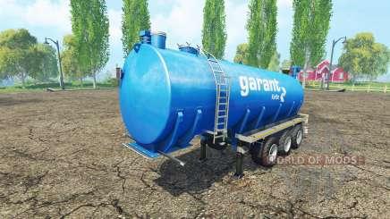 Kotte Garant TSA water for Farming Simulator 2015
