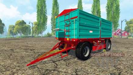 Schmidt for Farming Simulator 2015
