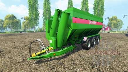 BERGMANN GTW 430 v3.0 for Farming Simulator 2015
