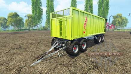 Fliegl TMK 4-axis for Farming Simulator 2015