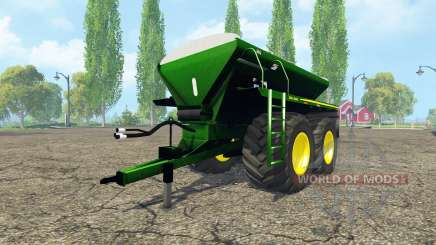 John Deere DN345 v2.1 for Farming Simulator 2015
