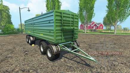 Fuhrmann FF 40000 v2.0 for Farming Simulator 2015
