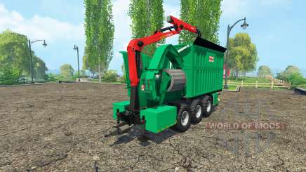 Jenz HEM 583 for Farming Simulator 2015