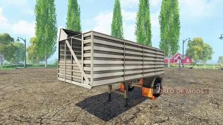 Fortschritt for Farming Simulator 2015