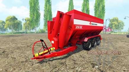 Massey Ferguson GTW 430 for Farming Simulator 2015