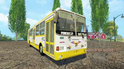 LiAZ 52562 for Farming Simulator 2015