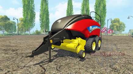 New Holland BigBaler 340 for Farming Simulator 2015