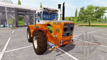 RABA Steiger 320 for Farming Simulator 2017