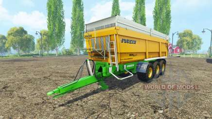JOSKIN Trans-Space 8000-23 multifruit for Farming Simulator 2015